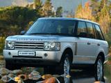 Images of Range Rover ZA-spec (L322) 2002–05