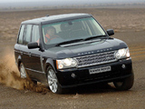 Images of Range Rover Supercharged ZA-spec (L322) 2005–09