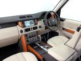 Images of Range Rover Vogue ZA-spec (L322) 2005–09
