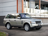 Images of Range Rover Vogue TDV8 AU-spec (L322) 2009–12