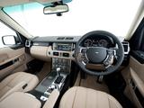 Images of Range Rover Supercharged AU-spec (L322) 2009–12
