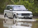 Images of Range Rover Vogue TDV8 AU-spec (L322) 2009–12