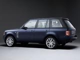 Images of Range Rover Autobiography UK-spec 2009
