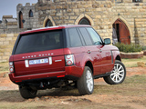 Images of Range Rover Supercharged ZA-spec (L322) 2009–12