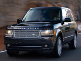 Images of Range Rover Vogue UK-spec (L322) 2009–12
