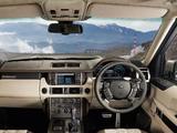 Images of Range Rover Vogue UK-spec (L322) 2009–12