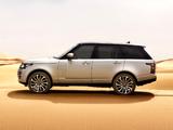 Images of Range Rover Autobiography V8 (L405) 2012