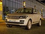 Images of Range Rover Vogue SDV8 (L405) 2012