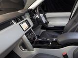 Images of Range Rover Vogue SE SDV8 AU-spec (L405) 2013