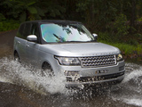 Images of Range Rover Vogue TDV6 AU-spec (L405) 2013