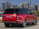 Images of Range Rover Autobiography V8 AU-spec (L405) 2013