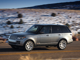 Images of Range Rover Supercharged US-spec (L405) 2013