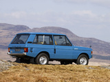 Range Rover 3-door 1970–86 images