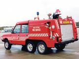Carmichael Commando VRG161T Fire Rescue 1972–91 pictures