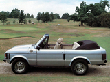 Wood & Pickett Goodwood Convertible Sheer Rover 1983 images