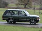 Range Rover UK-spec 1986–96 wallpapers