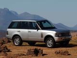 Range Rover ZA-spec (L322) 2002–05 images