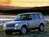 Range Rover 2002–05 photos