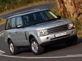 Range Rover ZA-spec (L322) 2002–05 photos