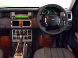 Range Rover ZA-spec (L322) 2002–05 pictures