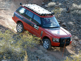 Range Rover G4 Edition (L322) 2003 pictures