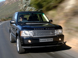 Range Rover Supercharged ZA-spec (L322) 2005–09 images