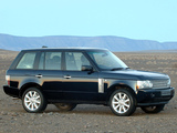 Range Rover Supercharged ZA-spec (L322) 2005–09 photos
