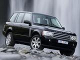 Range Rover 2005–09 photos