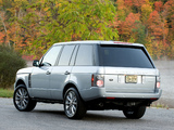 Range Rover Supercharged US-spec (L322) 2005–09 photos