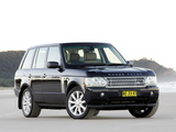 Range Rover Supercharged AU-spec (L322) 2005–09 photos