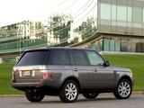 Range Rover HSE US-spec (L322) 2005–09 pictures