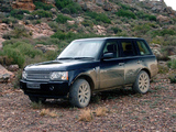 Range Rover Supercharged ZA-spec (L322) 2005–09 pictures