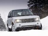 Range Rover Vogue UK-spec (L322) 2005–09 pictures