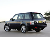 Range Rover Supercharged AU-spec (L322) 2005–09 pictures