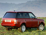 Range Rover Vogue ZA-spec (L322) 2005–09 pictures
