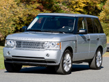 Range Rover Supercharged US-spec (L322) 2005–09 wallpapers