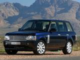 Range Rover Supercharged ZA-spec (L322) 2005–09 wallpapers