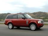 Range Rover Vogue ZA-spec (L322) 2005–09 wallpapers