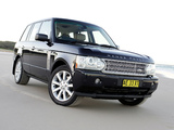 Range Rover Supercharged AU-spec (L322) 2005–09 wallpapers