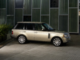 Range Rover Supercharged (L322) 2009–12 images