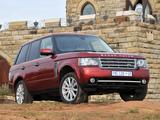 Range Rover Supercharged ZA-spec (L322) 2009–12 images
