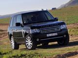 Range Rover Supercharged ZA-spec (L322) 2009–12 photos