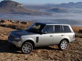 Range Rover Vogue ZA-spec (L322) 2009–12 photos
