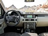Range Rover US-spec 2009 photos