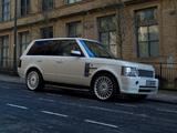 Project Kahn Range Rover Vogue (L322) 2009 photos