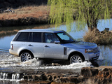 Range Rover Supercharged ZA-spec (L322) 2009–12 photos