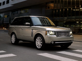 Range Rover Supercharged (L322) 2009–12 photos