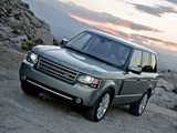 Range Rover US-spec 2009 pictures