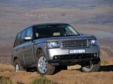 Range Rover Vogue ZA-spec (L322) 2009–12 pictures