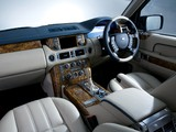 Overfinch Range Rover Holland & Holland (L322) 2009 wallpapers